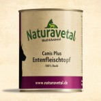 Canis Plus Entenfleischtopf - 820g
